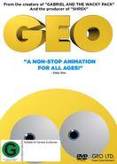 Geo (2013) New Zealand DVD Cover Art
