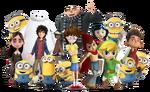 The MYCUN Team (3D)