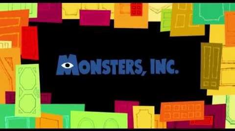 Dreamworks Animation's Monsters, Inc. Intro