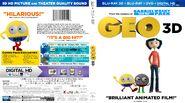 Geo (2013) Full Blu-ray 3D Cover Art