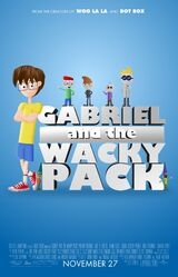 Gabriel and the Wacky Pack/Gallery