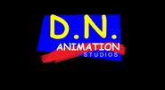 D.N. Animation Studios Logo Bylineless