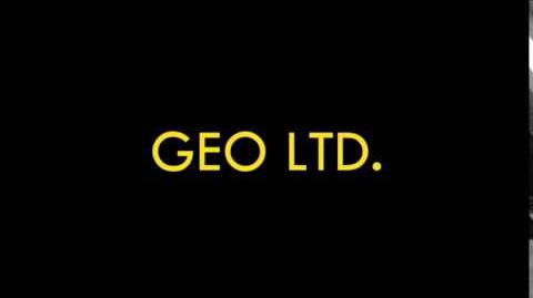 Geo LTD. Animation production logo