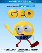 Geo (2013) Blu-ray Cover Art