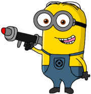 Dave the Minion in MYCUN The Movie