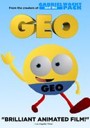 Geo (2013) DVD Cover Art