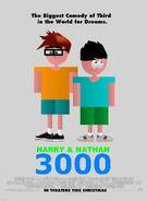 Harryandnathan3000poster