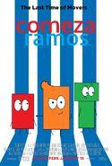 Comeza Ramos (2016) International Poster