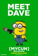 MYCUN - The Movie (2005) Dave the Minion Poster