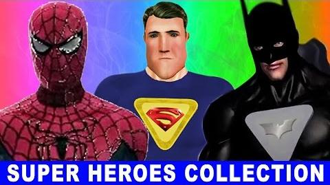 Spider Man Rain Rain Go Away Rhyme Kids Favorite Rhyme Animated Rhyme-0