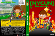 MYCUN - The Movie (2005) Full DVD Cover Art