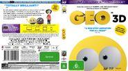 Geo (2013) Full Blu-ray 3D Cover Art (Australia)