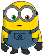 Bob the Minion in MYCUN The Movie