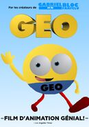 Geo (2013) Canadian DVD Cover Art