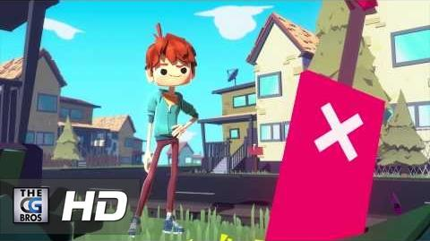 "CGI Animated Shorts HD ""Pinksword of the Bibu"" - by BIBU Team"