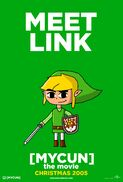 MYCUN - The Movie (2005) Toon Link Poster