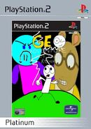 Geo Adventure Gree Guy's Returns PS2 cover Platinum