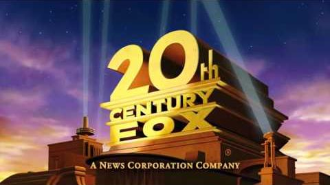 Dream Logo Combos 20th Century Fox CGI Entertainment MYCUN Studios (2008)