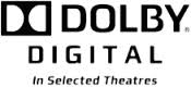 Dolby Digital In Selected Theatres Logo