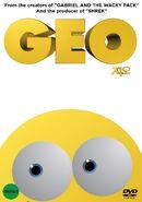 Geo (2013) South Korean DVD Cover Art