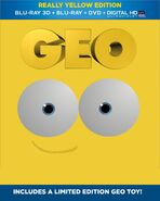 Geo (2013) Really Yellow Edition Blu-ray Cover Art