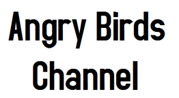 Angry Birds Channel Logo 2011-2013