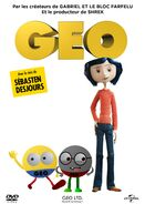 Geo (2013) French DVD Cover Art