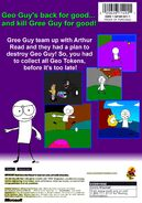 Geo Adventure Gree Guy's Returns Xbox back cover NTSC
