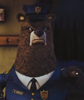 Chief Grizzly