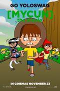 MYCUN - The Movie (2005) UK Poster 2