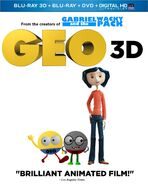 Geo (2013) Blu-ray 3D Cover Art