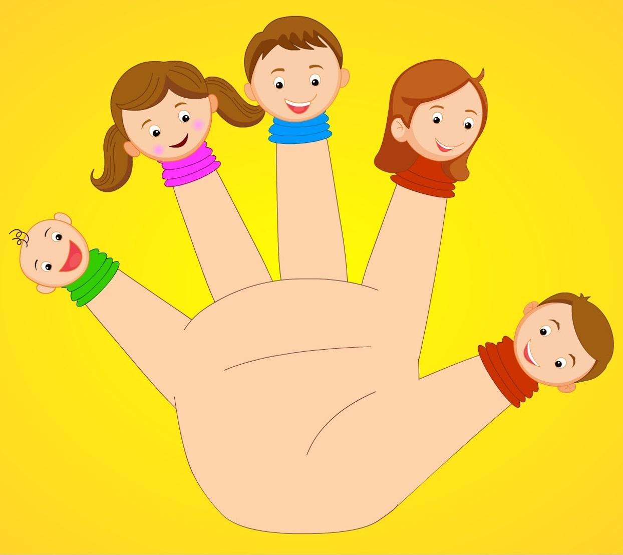 Daddy Finger Daddy Finger