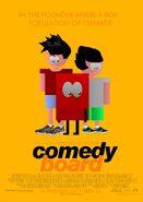 Comedyboardposter