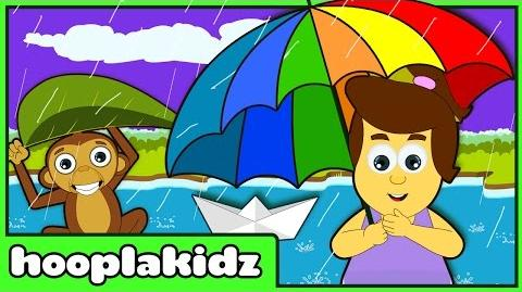 Rain Go Away And Many More Nursery Rhymes Hooplakidz Best Compilation