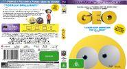 Geo (2013) Full Blu-ray Cover Art (Australia)