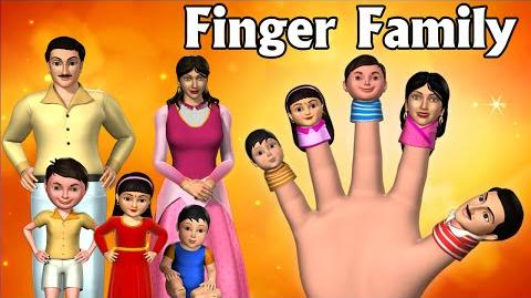 Daddy Finger Finger Family Song 3D Animation Finger Family Nursery Rhymes & Songs for Children