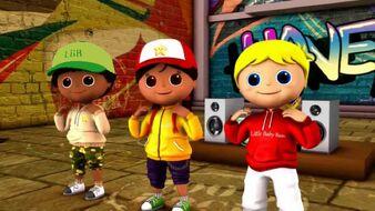 LBB Rappers