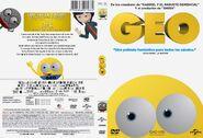 Geo (2013) Full DVD Cover Art (Spanish)
