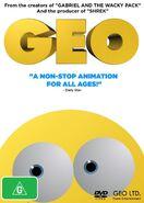 Geo (2013) Australian DVD Cover Art