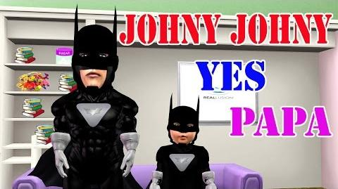 Superhero rhymes batman cartoon johny johny yes papa nursery rhymes batman kids rhymes-0