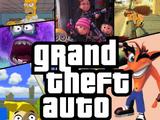 Grand Theft Auto: Geoshea Edition
