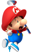 Baby Mario MGOT