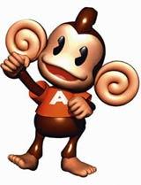 AiAi in Super Monkey Ball