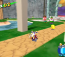 Super Mario Sunshine: Paradise Edition