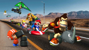 SuperMarioScreenSaversDesertRace