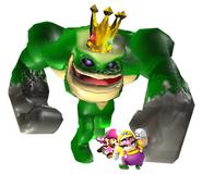 KingGreenFist
