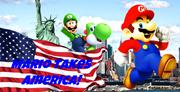 MarioTakesAmericaBanner