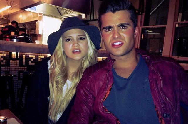 Spencer boldman and olivia holt dating