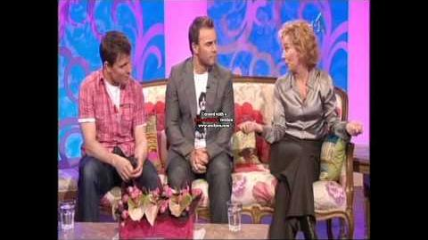 Zoe Wanamaker in the Paul O'Grady Show - Part 2
