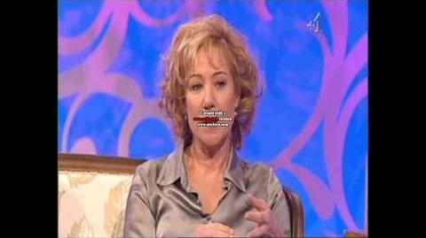 Zoe Wanamaker in the Paul O'Grady Show - Part 1